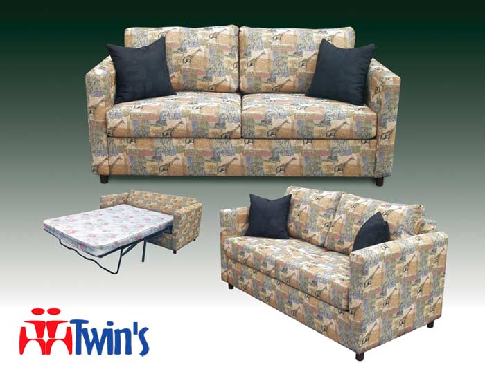 T 3040 Sofa And Love Seat With Optional Sleeper Twins Upholstery Living R